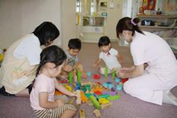 病後児保育室ゆりかごイメージ1