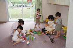 病後児保育室ゆりかごイメージ2